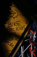 Bike Curious by Phostructor