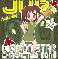 Digimon Star Song vol.5 by JinZhan