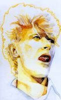David Bowie by HCTS