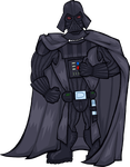 Darth Vader by flaming-trout
