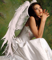 Angel Of Hope by SilencedAngel