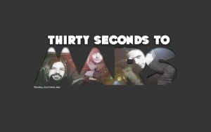 Thirty Seconds To Mars Pic In Text Wallpaper by lovelives4ever