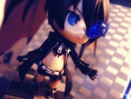 Nendoroid: Black Rock Shooter by Neko-Tagada