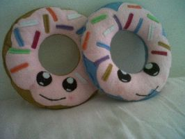 Cute Donuts by Candy27