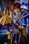 Garen Cosplay -  BREAK THEIR RANKS! by JFamily