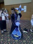 Demyx again by TitanesqueCosplay