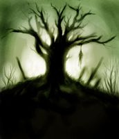 The tree of sacrifice by Creative-Games