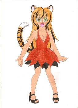 Year of the Tiger by animequeen20012003