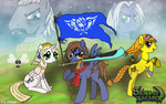 Skies of Equestria by Sephiroth7734