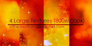 Large Orange Textures 800x600px by ofthespectrum