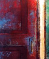 Old door by ZsoltKosa