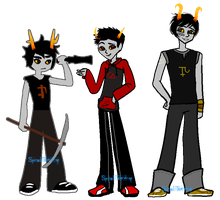 Adoptable Lowblood Boys -CLOSED- by Spiral-Teardrop