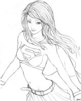 Supergirl by ThomChen114