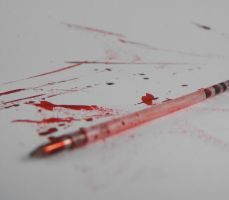 Red Pen 1 by EmeralFairy