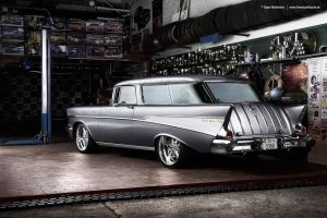 57 Nomad by AmericanMuscle
