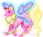 Faerie Wocky by itaesiArt