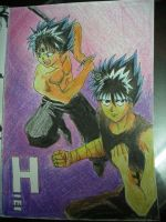 Hiei by i77310