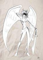 Angel of Earth - Arual by adile