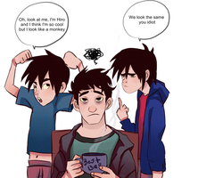 What if: Hamada twins by sibandit