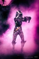 Tali'Zorah cosplay by Cinnamon-Cosplay