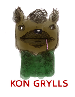 KON GRYLLS by Anoroth