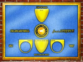 Full Sail Univerity Class Ring by RurouniVash