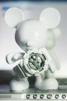 G-Shock vs Mickey by AdREPUBLIKA