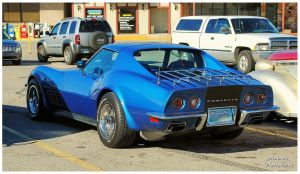 A 1971 Corvette Stingray by TheMan268