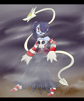 +:SkullGirls:+ Within the Misty Fog by Jen-C