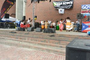 Puerto Rican/Latin Festival, Dancing To Bongos 9 by Miss-Tbones