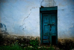 Broken Door by RitvikPandey