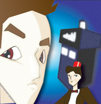 Dr.Who ADVENTURES by Rkdailey