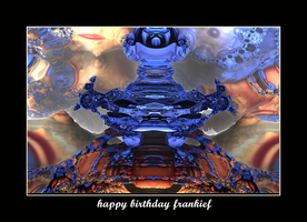 happy birthday frankief by fraterchaos