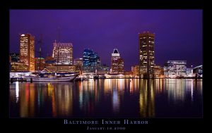 Inner Harbor - Jan.16.06 by Mashuto