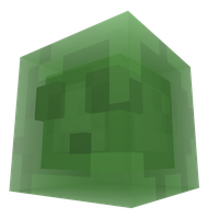 Minecraft Slime by tjb0607