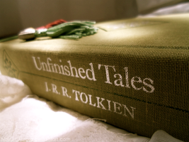 The Unfinished Tales by NovumAurora