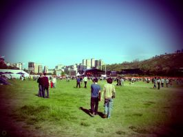 Tbilisi Open Air. by saniday