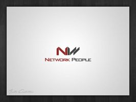 Netword People Logo by TheDrake92
