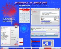 American as Apple Pie by k1ow3