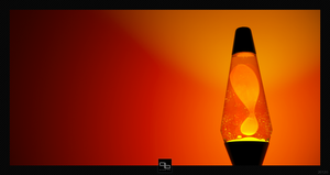 Lava Lamp by ZeroPointPolygon