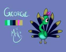 George by Mikkimoo27