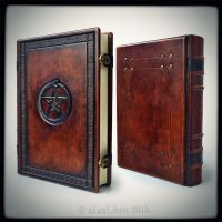 Large Book of Shadows... by alexlibris999