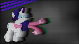 Wind of Beauty - Rarity Wallpaper by Amoagtasaloquendo