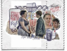 Rae and Finn My mad fat diary by Soraessence