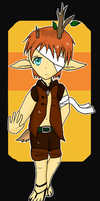 Forest Elf Boy adopt : Auction -CLOSED- by LizzysAdopts