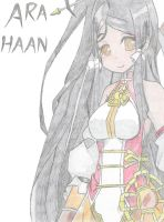 Elsword - Ara Haan by GameBoy224