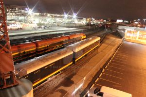 KCS Executive F units. by Railphotos