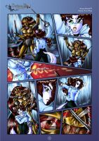 Wariors of Roses Sign of Scorpio  page 3 by Bastas777