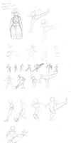 NN:LAF Heel Kick Concepts by JohnColburn