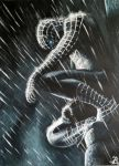 Dark Spiderman by DivinoArtista
